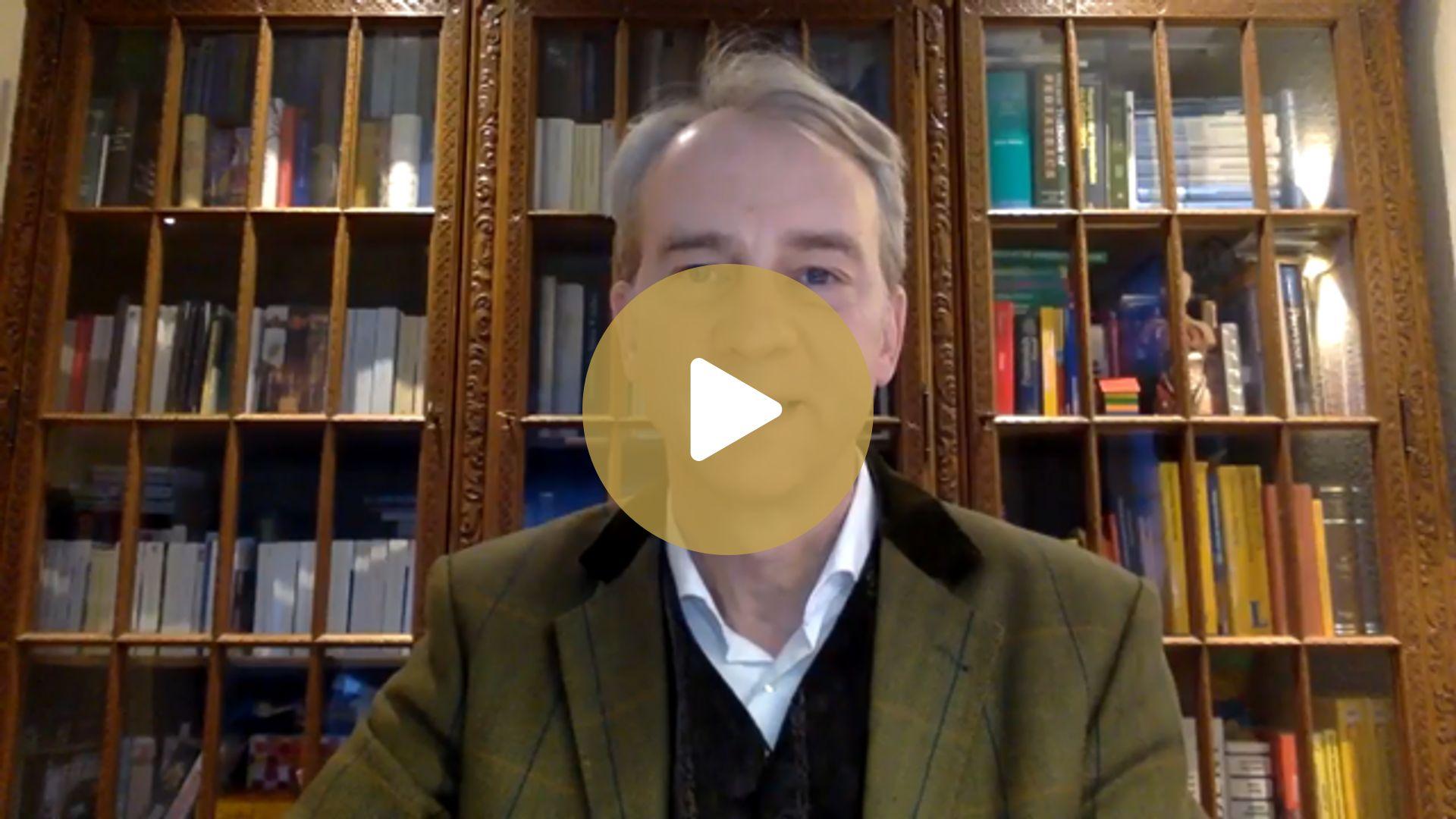 Prof. Dr. Dr. Daniel Wichelhaus | NASHER Botschafter