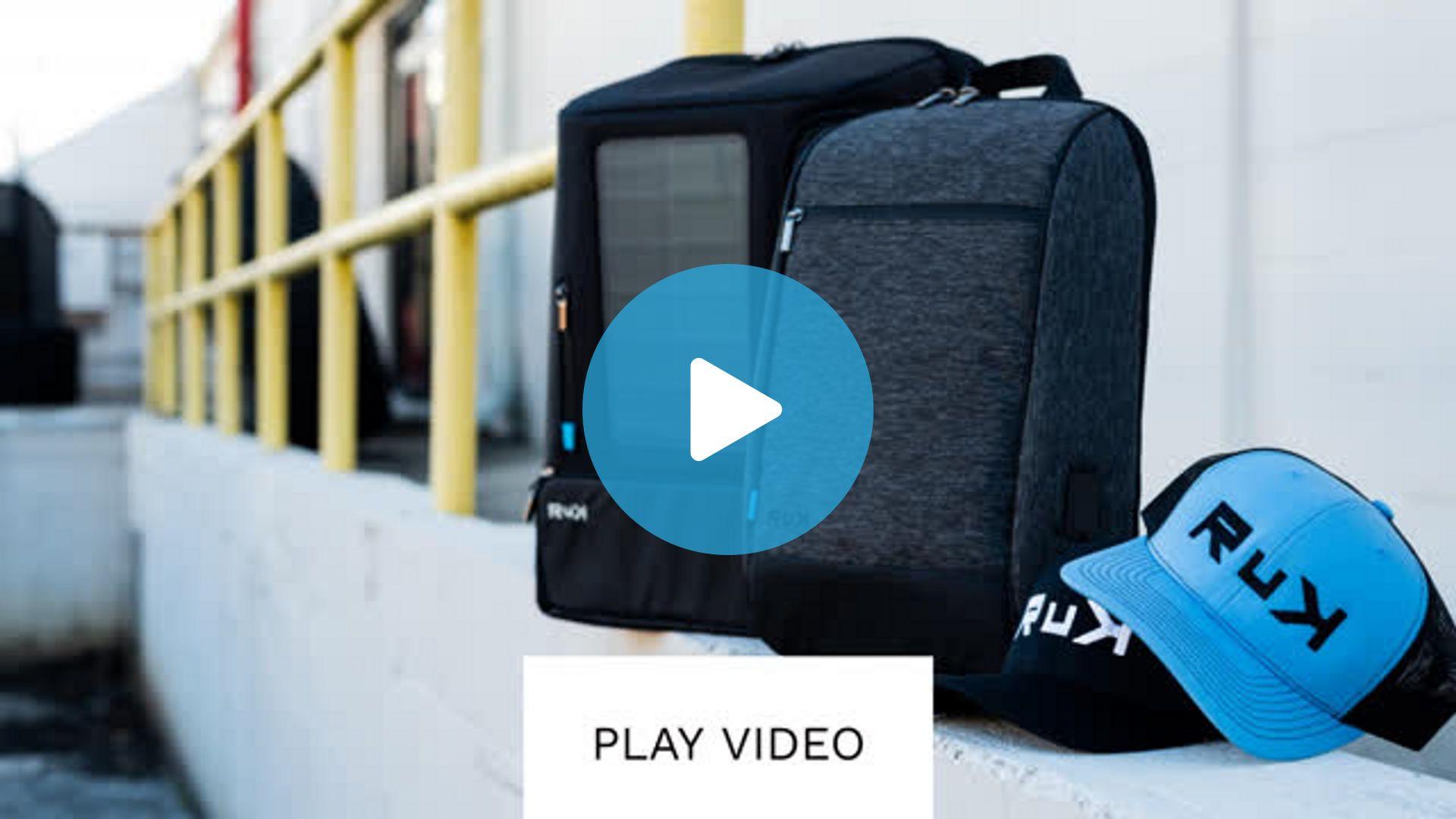 RuK Backpacks